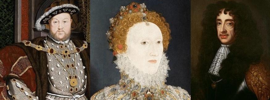 Tudor and Stuart History Web Ring
